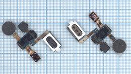 Шлейфы - Шлейф аудио-разъема для Samsung i9100 i9105, 0