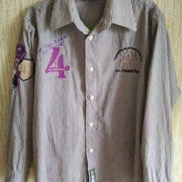 Рубашки - Рубашка на мальчика на 8-10 лет, 0