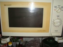 Микроволновые печи - продаю  печь  свч  микроволновую фирма  шарп, 0