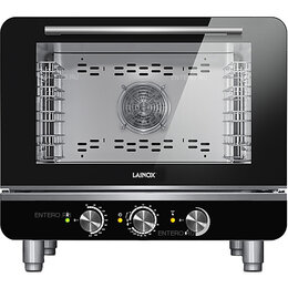Жарочные и пекарские шкафы - Печь конвекционная Lainox ICEM041, 0