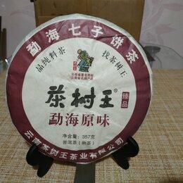 Ингредиенты для приготовления напитков - Чай Шу Пуэр Ча Шу Ван 2019 года 357г, 0
