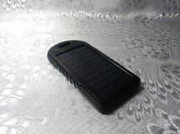 Аккумуляторные батареи - Аккумулятор на солнечной батарее 8000 мАч, 0