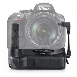 Аккумуляторы и зарядные устройства - Батарейный блок BG-2G для Nikon D5100/D5200/D5300, 0