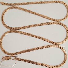 Цепи - Золотая цепь 585 (кп2), 0