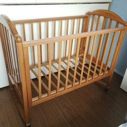 Кроватки - Детская кроватка (Кубаньлесстрой), 0