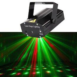 Телевизоры - Лазерный проектор Mini Laser Stage Lighting, 0