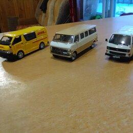 Модели - коллекционные автомобили в масштабе 1\43, 0