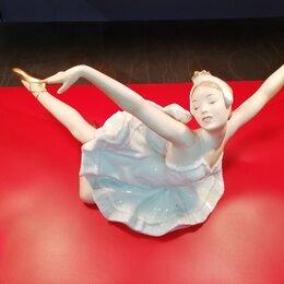 """Интерьер - Статуэтка из фарфора """"Балерина"""" Wallendorf, 0"""