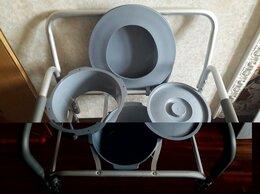 Приборы и аксессуары - Кресло-туалет для полных, с большим весом людей, 0
