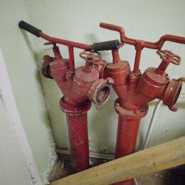 Противопожарное оборудование и комплектующие - Пожарная колонка КПА, 0