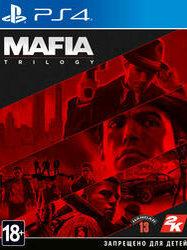 Игры для приставок и ПК - PS4 Mafia Trilogy, 0