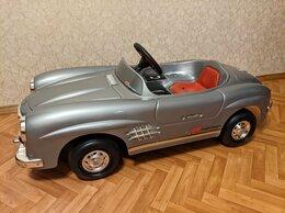 Электромобили - Детский электромобиль Toys Toys Mercedes 300SL, 0