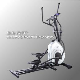 Эллиптические тренажеры - Эллиптический тренажер Clear Fit CrossPower CX 450, 0