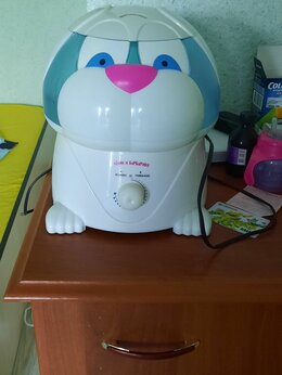 Очистители и увлажнители воздуха - Увлажнитель воздуха детский, 0