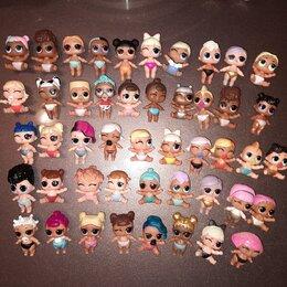 Куклы и пупсы - Куклы лол сестрички малышки lil оригинал, 0