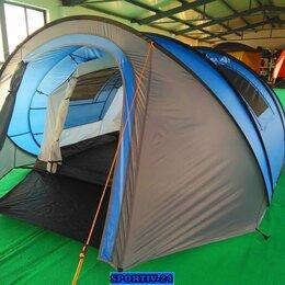 Палатки - ПАЛАТКА для 3-4 человек для отдыха и пикника. НЕДОРОГО, 0