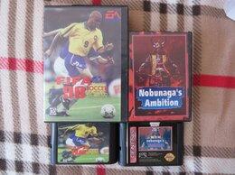 Игры для приставок и ПК - Картриджи Sega Mega Drive, 0