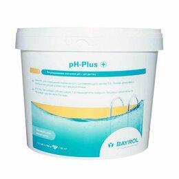 Прочие хозяйственные товары - pН-плюс (PH plus), 5 кг ведро, порошок для повышения уровня рН воды, 0