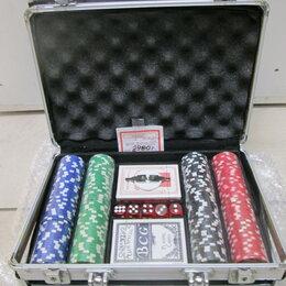 Настольные игры - Покер в чемодане. , 0