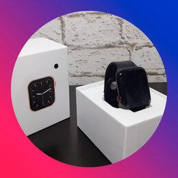 Умные часы и браслеты - Apple Watch 6 series (W46) + Гарантия, 0