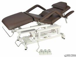 Массажные столы и стулья - Стол массажный с электроприводом DB-9 (КО-7)…, 0