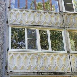 Окна - Теплое остекление лоджии пвх Рыбинск, 0