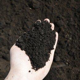 Субстраты, грунты, мульча - Садовая земля в мешках по 50 литров и навалом от 2 кубов, 0