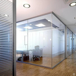 Готовые конструкции - офисные перегородки, 0