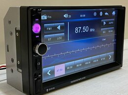 Автоэлектроника - Автомагнитола 2din - камера, пульт, bluetooth,…, 0
