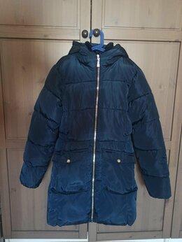 Пальто и плащи - Зимнее пальто для девочки 10-12 лет, 0