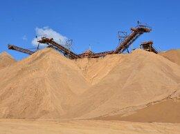 Строительные смеси и сыпучие материалы - Песок карьерный, песок намывной, песок морской, 0