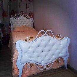 Кровати - Кованая кровать ., 0