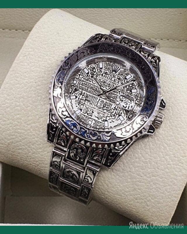 Часы для мужчин РОЛЕКС 👑 по цене 1600₽ - Наручные часы, фото 0