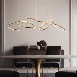 Люстры и потолочные светильники - Подвесы Kink light Сена, 0
