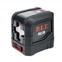 Измерительные инструменты и приборы - Лазерный уровень P.I.T. PLE-2B, 0