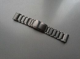 Аксессуары для умных часов и браслетов - Браслет титан для Garmin, 0