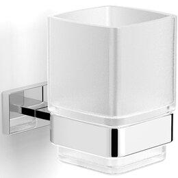 Мыльницы, стаканы и дозаторы - Стакан стеклянный Alster Langberger 11911A, 0