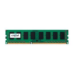 Модули памяти - Оперативная память 8 ГБ Crucial DDR3L DIMM, 0