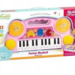 Клавишные инструменты - Синтезатор  №HY690-E 47,5*6*23, 0