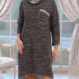 Платья - Тёплое платье 56 размера, 0