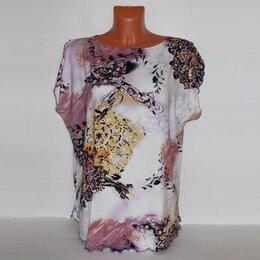 Блузки и кофточки - Летняя блузка-туничка , 0