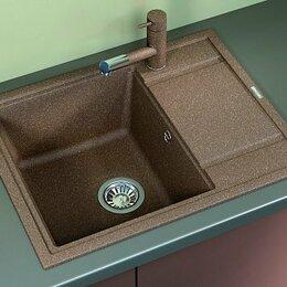 Кухонные мойки - Кухонная мойка Redo29 терракот, 0