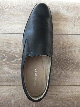 Ботинки - Туфли мужские, 0
