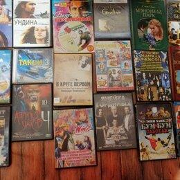 Видеофильмы - DVD диски. , 0