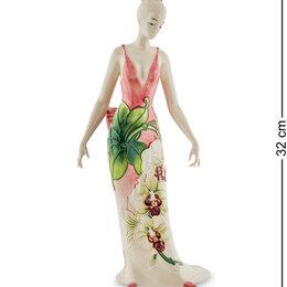 """Статуэтки и фигурки - JP-98/23 Статуэтка Девушка """"Орхидея"""" (Pavone), 0"""