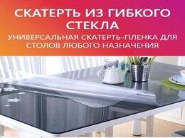 Скатерти и салфетки - Скатерть гибкое стекло на стол 60x180 см толщина…, 0