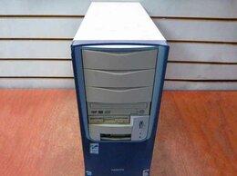 Настольные компьютеры - ПК 775 P531 4x512MbDDR1 40ide 915 white Radeon x30, 0