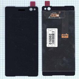 Дисплеи и тачскрины - Модуль - для Sony Xperia C5 Ultra черный,…, 0