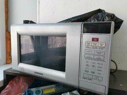 Микроволновые печи - Микроволновая печь бытовая Samsung pg832rs, 0