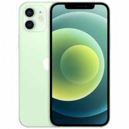 Мобильные телефоны - Смартфон Apple iPhone 12 64GB Green Зеленый RU, 0